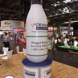 Devenish Inflatable Product Replica